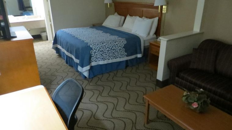 Days Inn Elberton Room