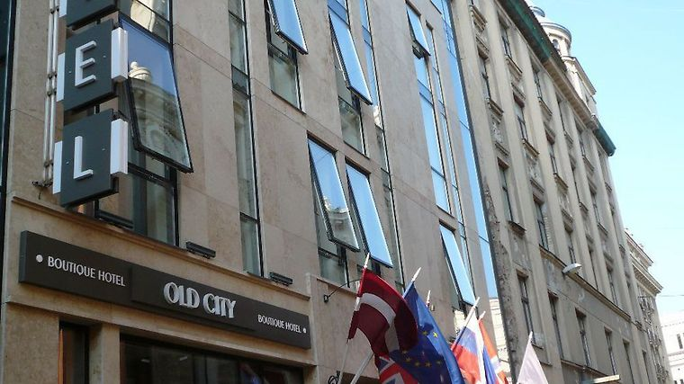 Old City Butique Hotel Exterior Вход в отель