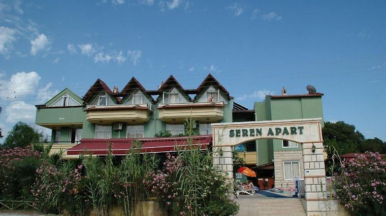 Seren Apartments Exterior Hotel information