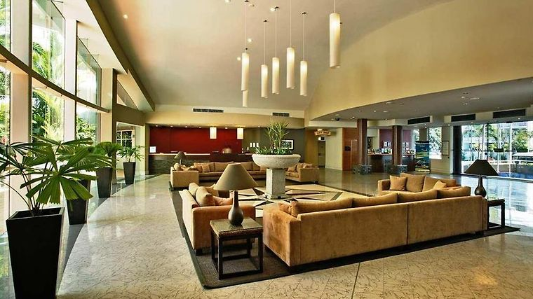 Days Inn Greenfield Interior Hotel Lobby