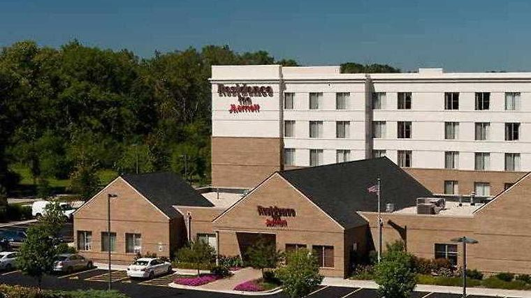 Residence Inn Chicago Lake Forest/Mettawa Exterior