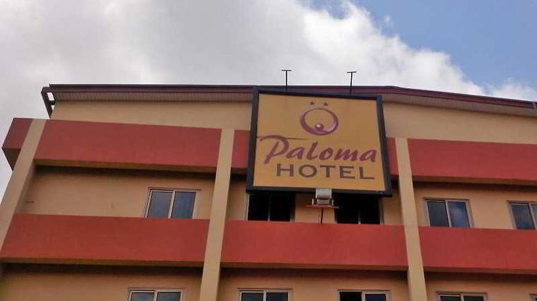 Paloma Hotel - North Industrial Area Exterior