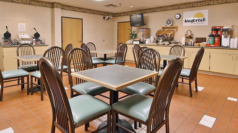 Days Inn & Suites Bridgeport - Restaurant Hotel information