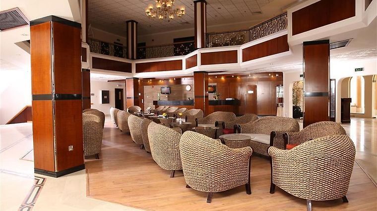 Best Western Hawar Resort Hotel photos Interior Lobby