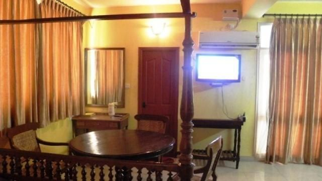Soorya Beach Resort Room