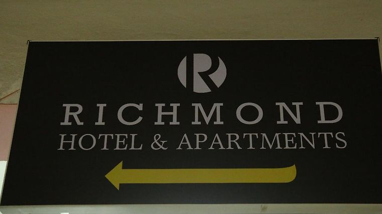 Richmond Hotel & Apartments Exterior Hotel information