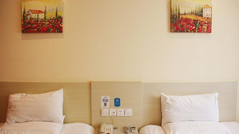 Hanting Seasons Dalian Qingniwa Bridge Room