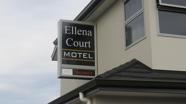 Ellena Court Motel photos Exterior Hotel information