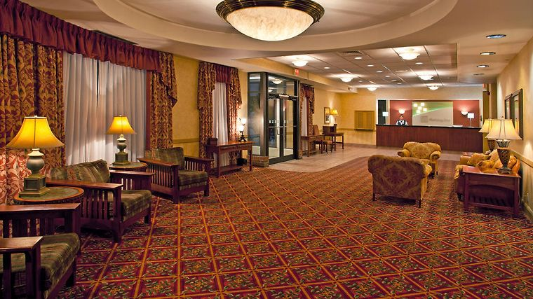Holiday Inn Tpk Exit 13 Interior Hotel information
