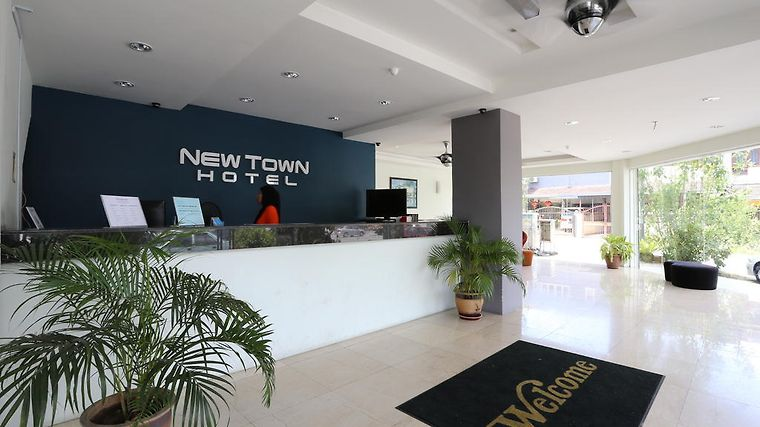 New Town Exterior Hotel information