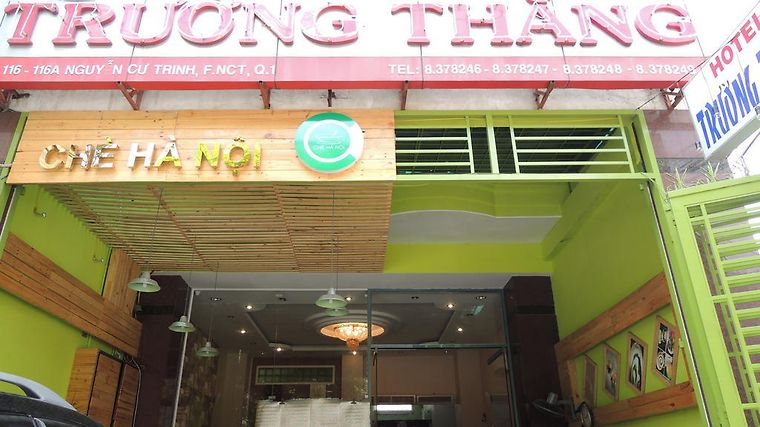 Truong Thang Hotel Exterior Hotel information