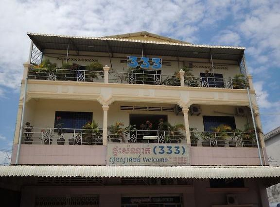 333 Guesthouse Exterior Hotel information