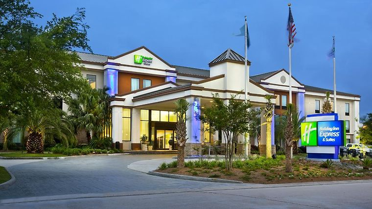Holiday Inn Express & Suites New Orleans Airport South Exterior Hotel information