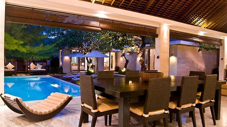 Chandra Luxury Villas Bali Exterior