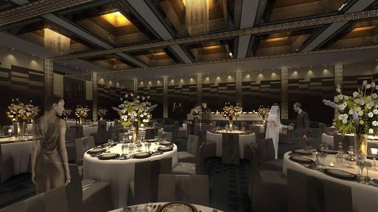 The Westin Doha Hotel And Spa Facilities Ballroom - Rendering