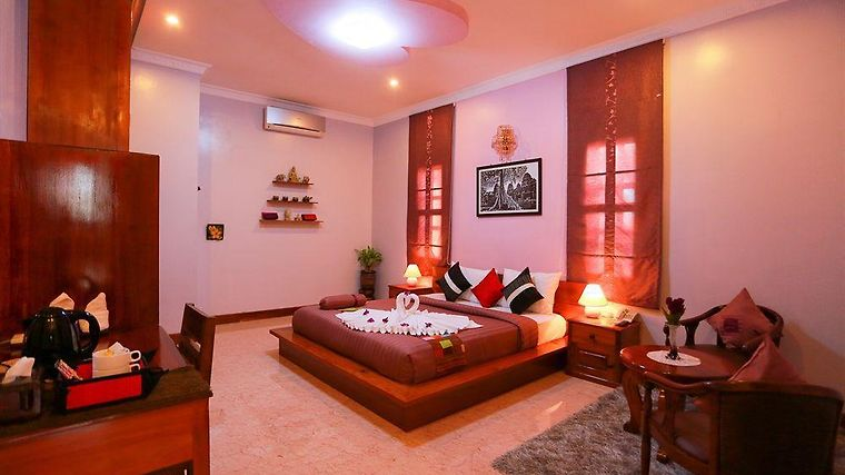 HOTEL THE SEDA VILLA SIEM REAP 3* (Cambodia) - from US$ 77 | BOOKED