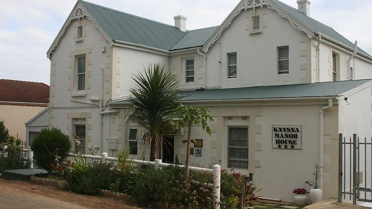 Knysna Manor House Exterior