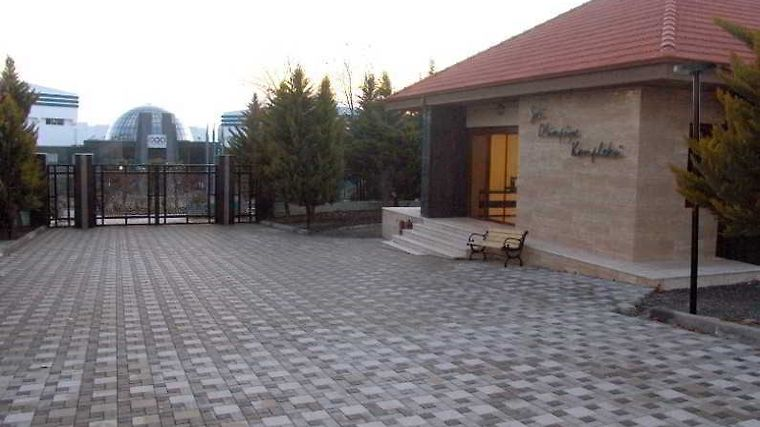 Sheki Olympic photos Exterior