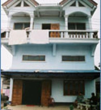 Soulivong Guesthouse Exterior