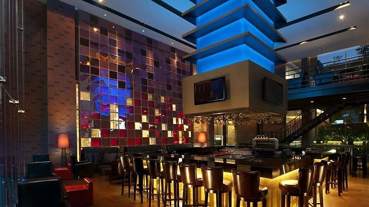 Four Points By Sheraton Bangko Restaurant BeerVault