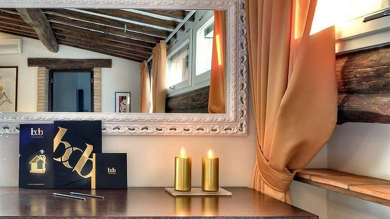 Bdb Luxury Rooms Trastevere Exterior