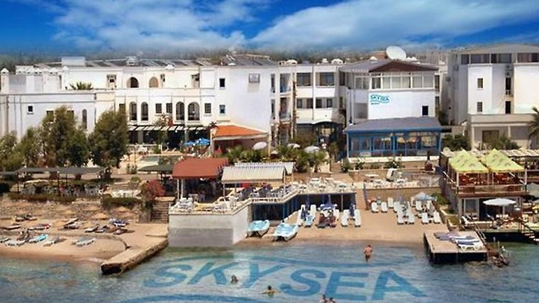 Bodrum Sky Beach Hotel photos Exterior