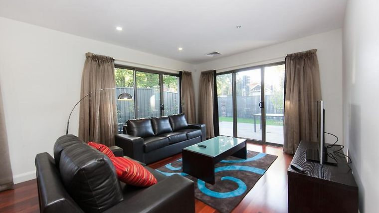 Abode Apartments Albury Room