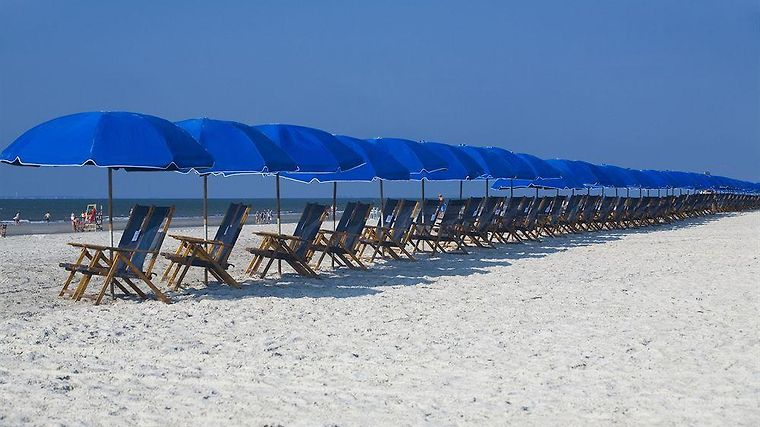 Hilton Head Island Beach And Tennis Resort Facilities Hotel information