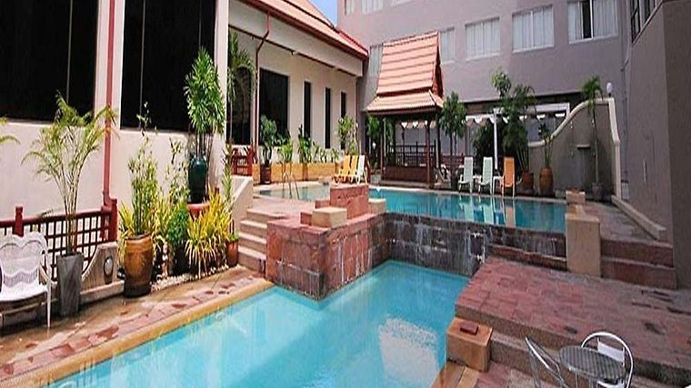 Songphanburi Exterior Hotel information