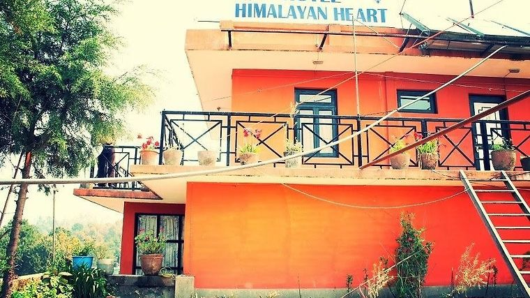 Hotel Himalayan Heart Exterior Hotel information