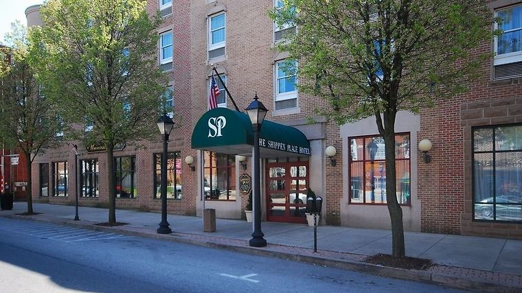 Shippen Place Hotel Exterior ShippenPlaceHotel Shippensburg PA Exterior