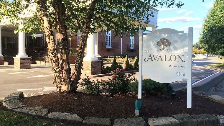 Avalon Inn And Resort Exterior Exterior Sign
