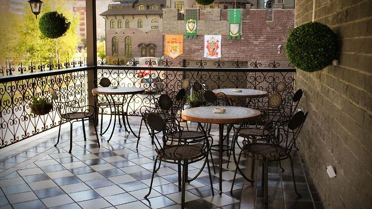 °HOTEL GREEN HOUSE TYUMEN 4* (Russia)   From US$ 126 | BOOKED