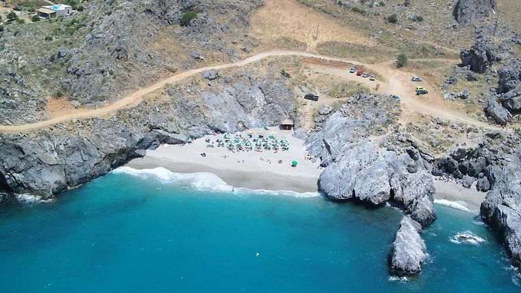Ammoudi Beach Hotel Exterior Photo album