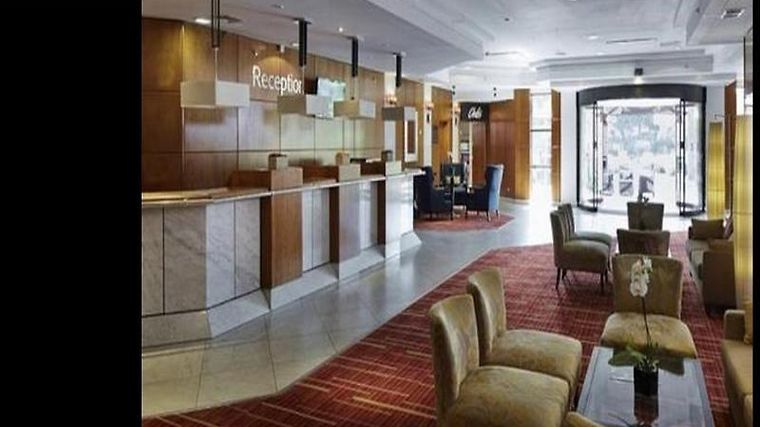 NEWCASTLE GATESHEAD MARRIOTT HOTEL METROCENTRE UPON TYNE 4 United Kingdom
