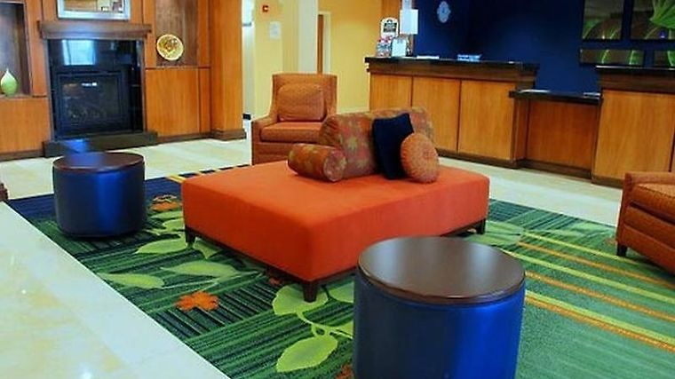 Fairfield Inn & Suites Columbia Interior