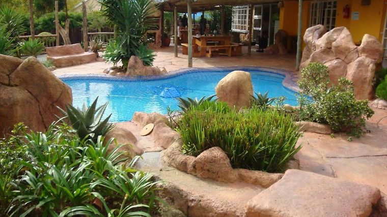 Flintstones Guest House Fourways Exterior Hotel information