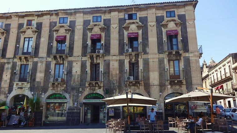 Hotel Centrale Europa Exterior Hotel information