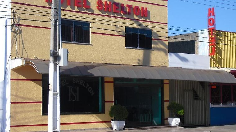 Shelton Hotel Exterior Photo album