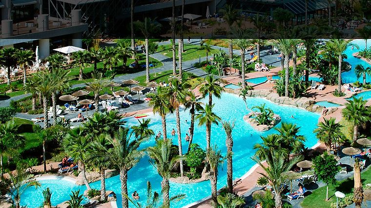 HOTEL MELIA BENIDORM 4* (Spain) - from US$ 17261 | BOOKED