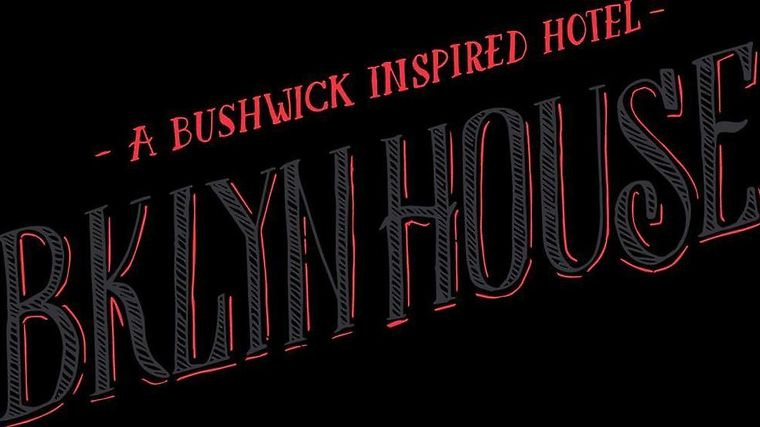 Bklyn House Hotel Logo logo