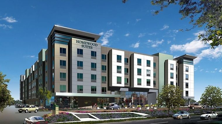 Homewood Suites By Hilton Anah Exterior Exterior