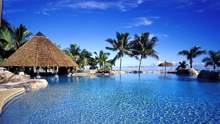 Doubletree Resort By Hilton Hotel Fiji photos Facilities Hotel Pool