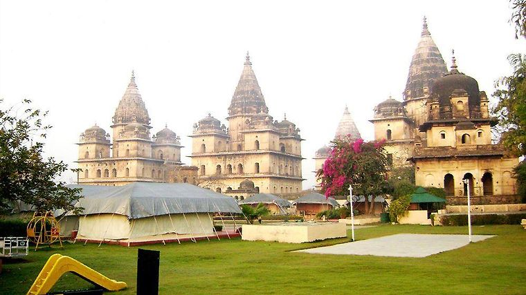 The Orchha Resort Exterior