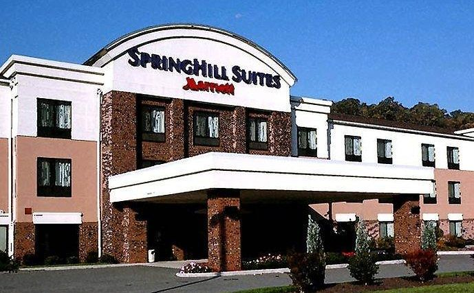 Springhill Suites Prince Frederick Exterior