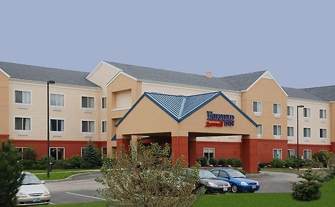 Fairfield Inn Concord Exterior