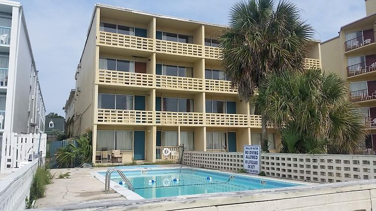 Beachwalk Motel Exterior Hotel information