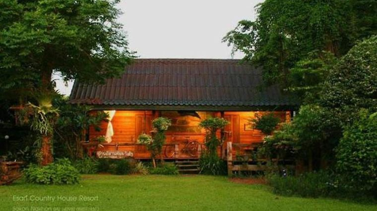 Baan Esan Country House Exterior Hotel information