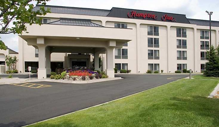 Hampton Inn Minneapolis/Eagan Exterior