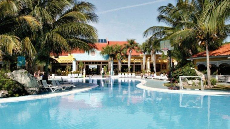 Sol Cayo Guillermo All Inclusive Exterior